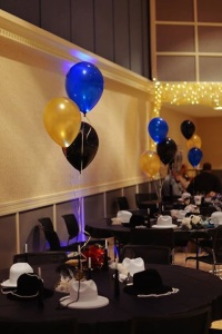 LHS New Year's Eve Ball