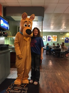 Me and Scooby